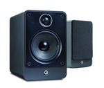 Q Acoustics 2000 Series 2020 Bookshelf Speakers graphite