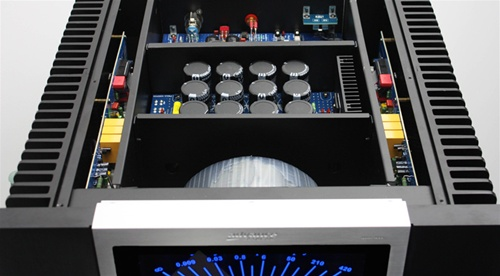 Advance Acoustic Maa 1000 Mono Power Amplifier