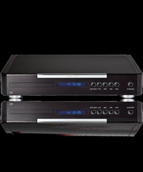 Aurum C 3 CD player (with high gloss black side panels)