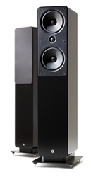 Q Acoustics 2000 Series 2050 Floorstanding Speakers