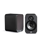 Q Acoustics 3020 Bookshelf / Standmount Speaker
